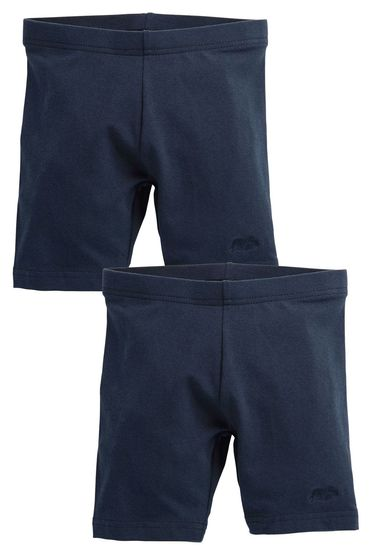 Next Two Pack Cycle Shorts (3-16Yrs)