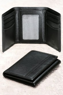 Next Leather Trifold Wallet