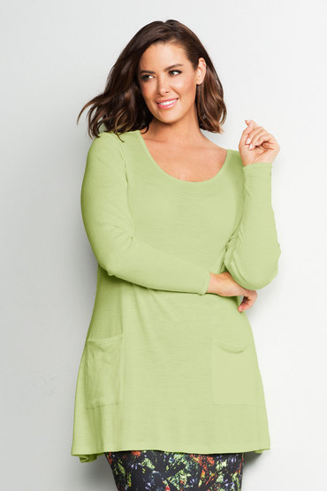 Sara Merino Swing Pocket Tunic