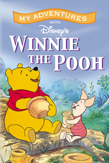 Personalised Adventure Book Disney's Winnie the Pooh