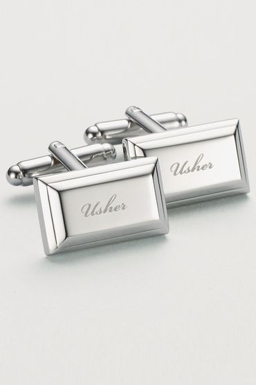 Next Usher Wedding Cufflinks