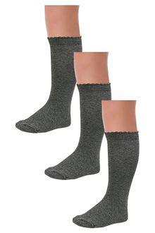 Next Knee High Socks Three Pack (Older Girls) - 117227