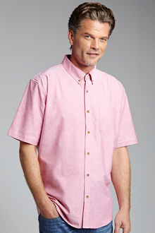 Southcape Short sleeved Oxford Shirt