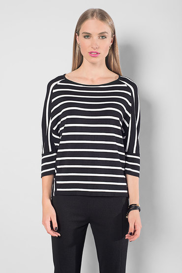 VSSP Directional Stripe Top