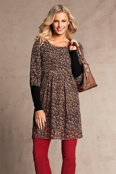 Capture Tunic Dress