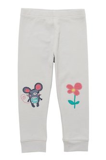 Next Grey Mouse Leggings (3mths-6yrs)