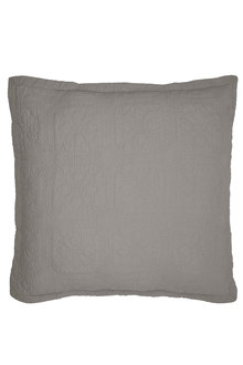 Gretel Quilted European Pillowcover