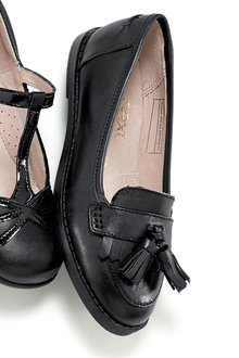 Next Black Loafer (Older Girls)