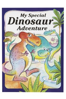 My Special Dinosaur Adventure