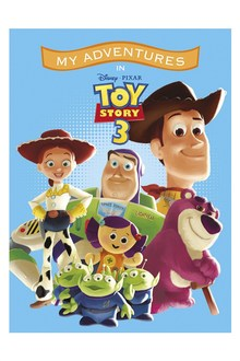My Adventures in Toy Story 3
