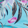 Aqua Hibiscus