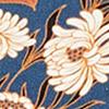 Vintage Teal Floral