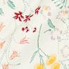 Vintage Ecru Floral