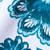 Aqua Floral