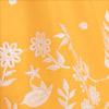 Popcorn/White Embroidery