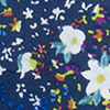 Navy Floral
