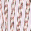 Red/White Stripe