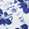 Navy/Hibiscus