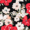 Red Floral